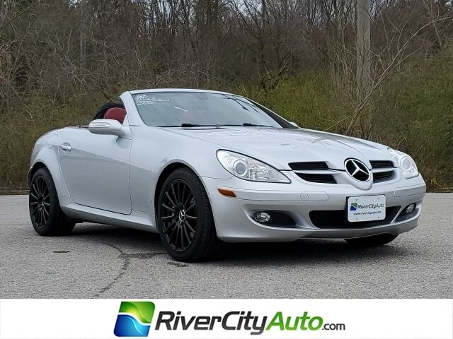 2005 Mercedes-Benz SLK350 Roadster 3.5L Chattanooga TN