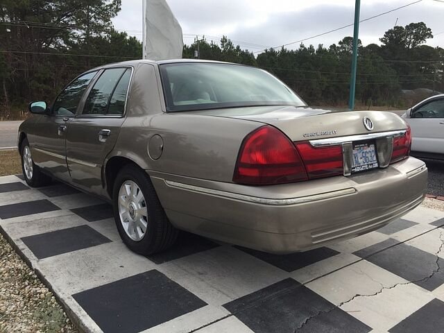 2005 Mercury Grand Marquis 4d Sedan LS Virginia Beach VA