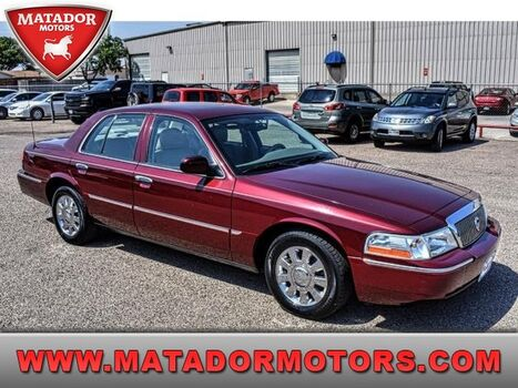 2005_Mercury_Grand Marquis_LS Premium_ Lubbock & Wolfforth TX