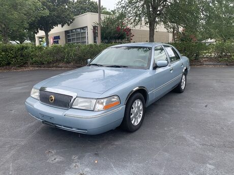 2005 Mercury Grand Marquis LS Ultimate Gainesville FL