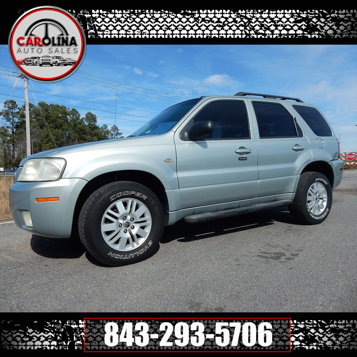 2005 Mercury Mariner Luxury Myrtle Beach SC