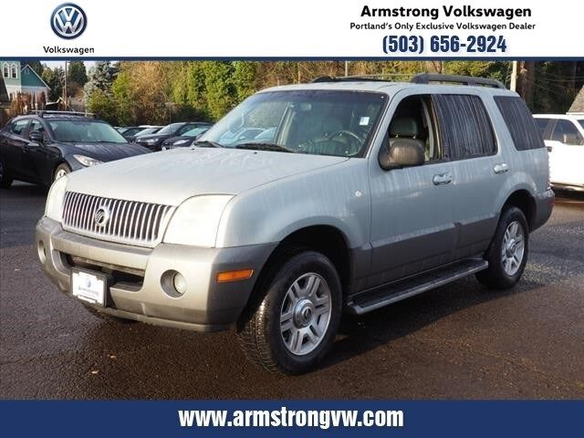 2005_Mercury_Mountaineer_Base_ Gladstone OR