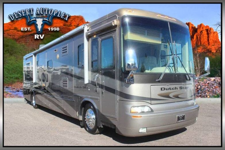 2005 Newmar Dutch Star 4024 Quad Slide Class A Diesel Pusher Mesa AZ
