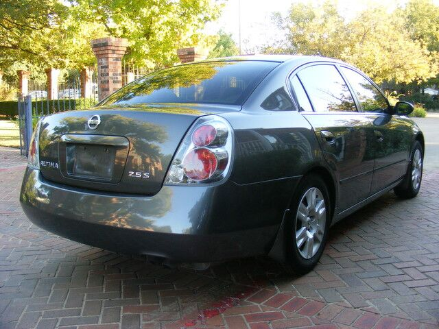 2005 Nissan Altima 2.5 S 2-owners Arlington TX
