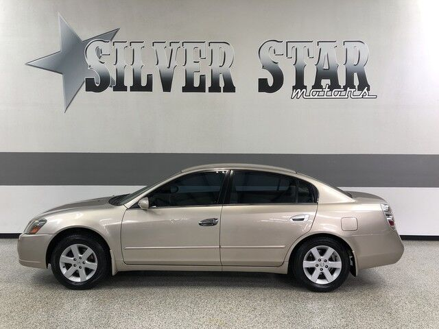 2005 Nissan Altima 2.5 S Dallas TX