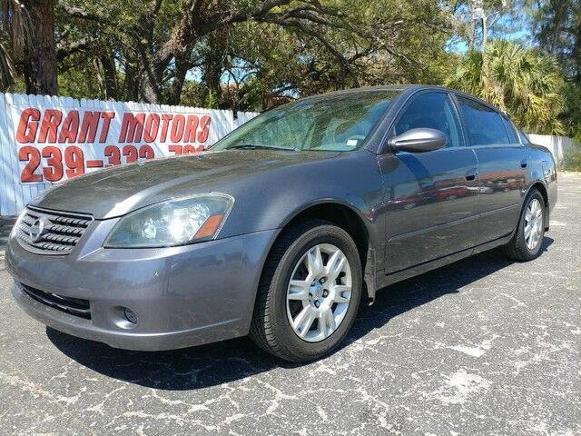 2005_Nissan_Altima_2.5 S_ Fort Myers FL
