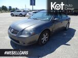 2005 Nissan Altima 2.5 S, SWEET LOW PRICE!!!! Extra Set of tires, A/C