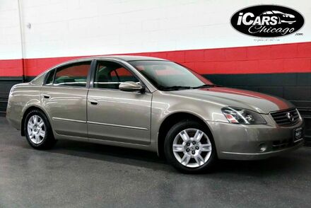 2005_Nissan_Altima_2.5 S_ Chicago IL