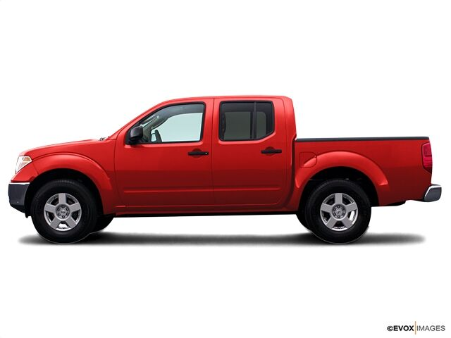 2005 Nissan Frontier Johnson City TN