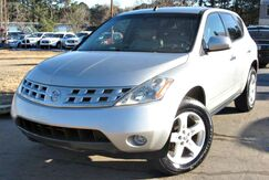 2005_Nissan_Murano_** SL ** - w/ LEATHER SEATS_ Lilburn GA