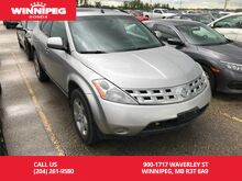 2005_Nissan_Murano_4dr SE AWD Auto_ Winnipeg MB