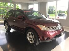 2005_Nissan_Murano_S_ Manchester MD
