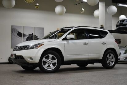 2005_Nissan_Murano_SL_ Boston MA