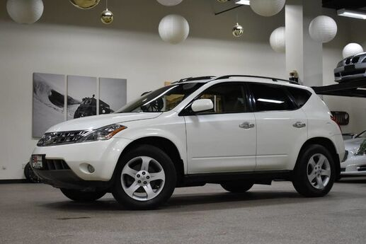 2005 Nissan Murano SL Boston MA