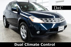 2005_Nissan_Murano_SL Dual Climate Control_ Portland OR