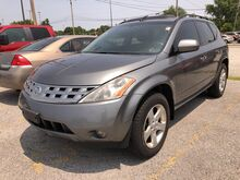 2005_Nissan_Murano_SL_ Fort Wayne Auburn and Kendallville IN