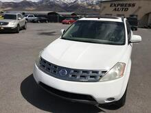 2005_Nissan_Murano_SL_ North Logan UT