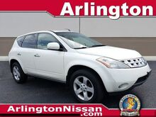 2005_Nissan_Murano_SL_ Arlington Heights IL
