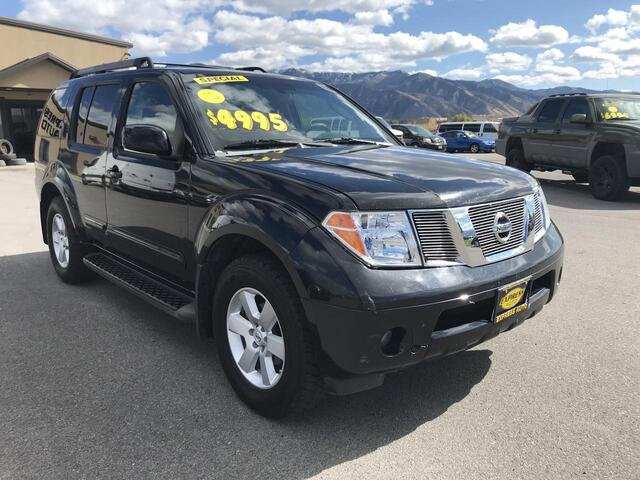 2005 Nissan Pathfinder  North Logan UT