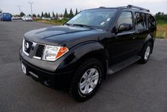 2005_Nissan_Pathfinder_LE_ Burlington WA