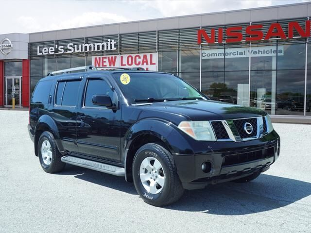 2005 Nissan Pathfinder SE Lee's Summit MO