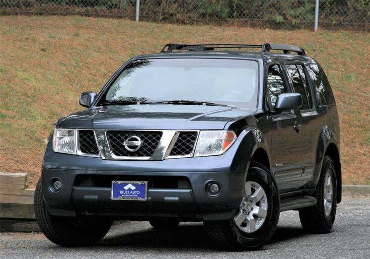 2005 Nissan Pathfinder SE Off Road 4WD Sykesville MD