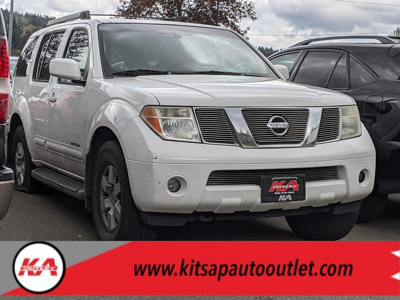 2005 Nissan Pathfinder XE Sport Utility 4D Port Orchard WA