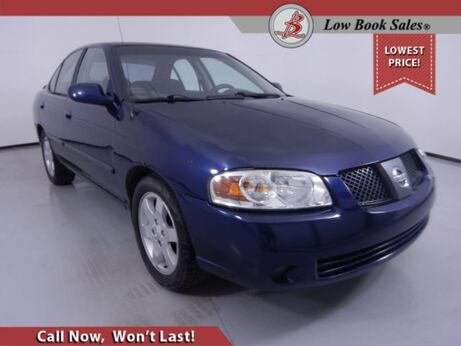2005_Nissan_SENTRA__ Salt Lake City UT