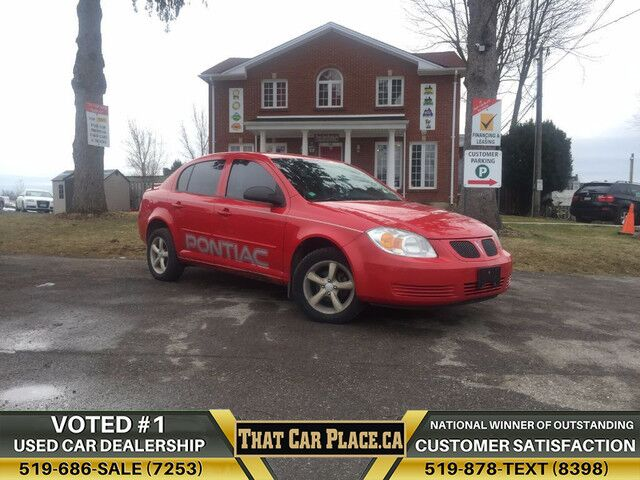 2005 Pontiac Pursuit No Accidents|Gas Saver|Automatic|First Car Ready! London ON