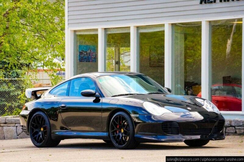 2005 Porsche 911 Carrera 4S Boxborough MA