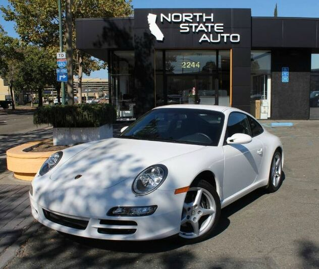 2005_Porsche_911_Carrera 997_ Walnut Creek CA