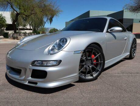 2005 Porsche 911 Carrera S 6spd Scottsdale AZ