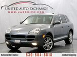 2005 Porsche Cayenne Manual Transmission
