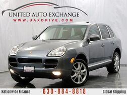 2005_Porsche_Cayenne_Manual Transmission_ Addison IL