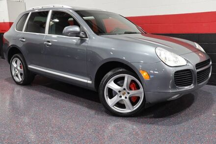 2005_Porsche_Cayenne_Turbo 4dr Suv_ Chicago IL