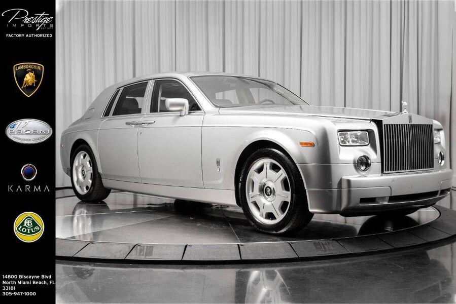 2005_Rolls-Royce_Phantom__ North Miami FL