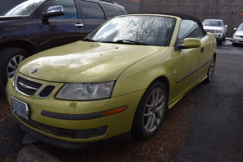 2005 Saab 9-3 Aero Convertible Bend OR