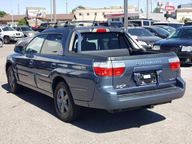 2005 Subaru Baja Turbo w/Leather Pkg Idaho Falls ID