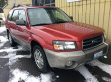 2005_Subaru_Forester_2.5 XS L.L.Bean Edition_ Spokane WA