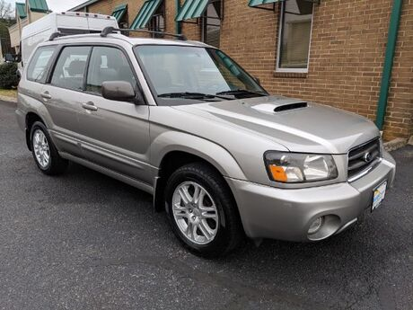 2005 Subaru Forester 2.5 XT Knoxville TN