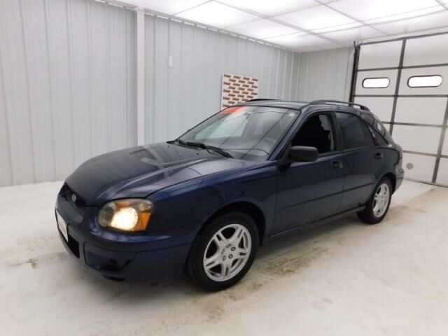 2005 Subaru IMPREZA WAGON Manhattan KS