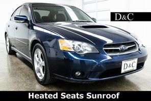 2005_Subaru_Legacy_2.5GT Limited Heated Seats Sunroof_ Portland OR