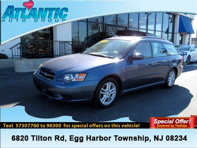2005 Subaru Legacy Wagon  Egg Harbor Township NJ