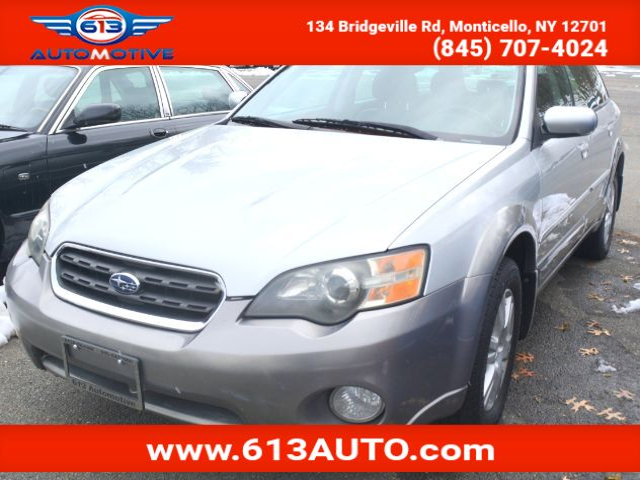 2005 Subaru Outback 2.5i Limited Wagon Ulster County NY