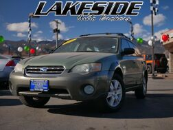 2005_Subaru_Outback_2.5i Wagon_ Colorado Springs CO