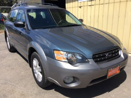 2005 Subaru Outback 2.5i Wagon Spokane WA