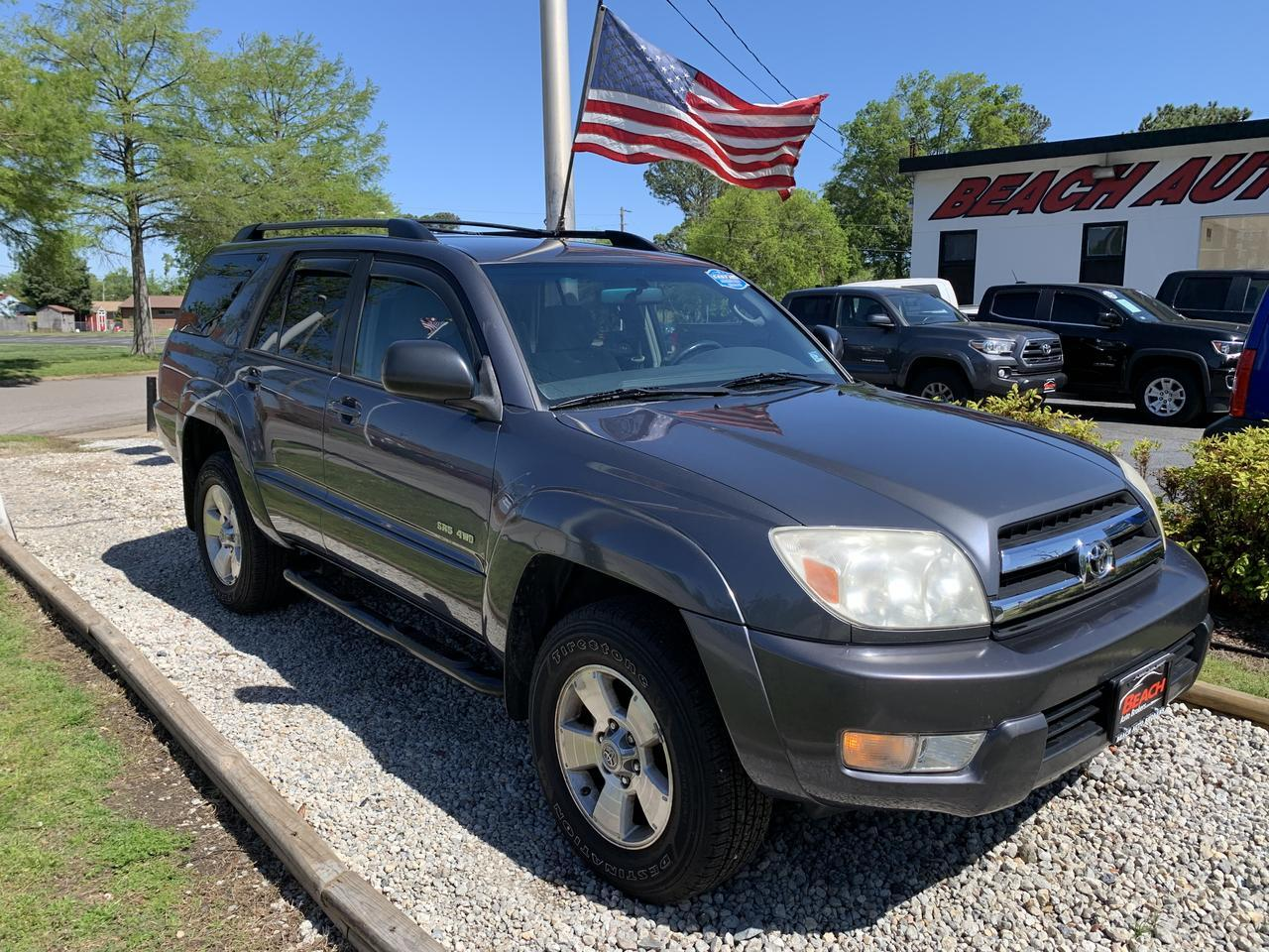2005 TOYOTA 4RUNNER SR5, WHOLESALE TO THE PUBLIC, 3RD ROW, RUNNING BOARDS! Norfolk VA