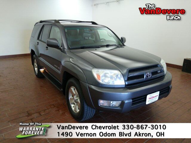 2005 Toyota 4Runner Limited Akron OH