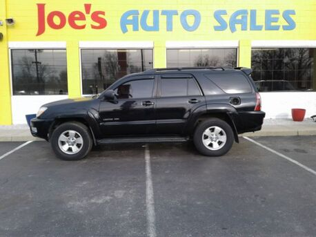 2005_Toyota_4Runner_Limited V6 4WD_ Indianapolis IN