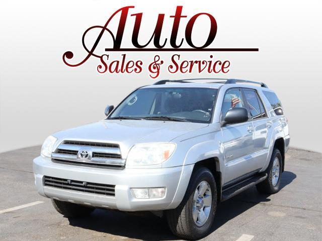 2005 Toyota 4Runner SR5 V6 4WD Indianapolis IN
